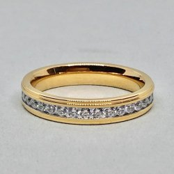 Simple Beauty Gold- Ring