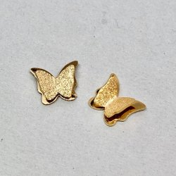 Butterfly Mini Gold- Örhänge