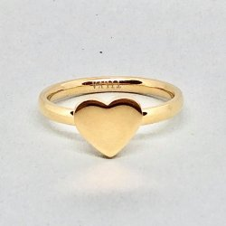 Valentine Gold- ring