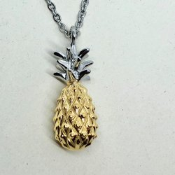 Pineapple Mix- Halsband