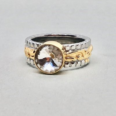 Frost Gold- Ring