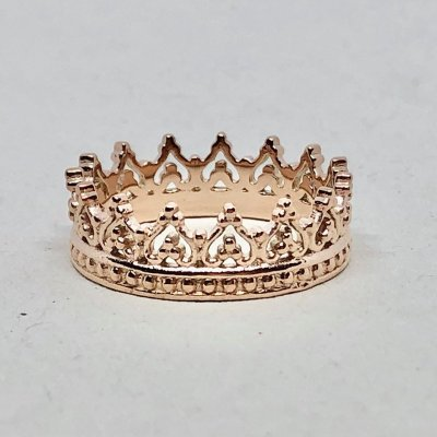 Queen Of Everything Rose- ring